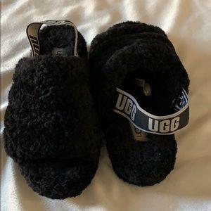 Ugg platform slippers 🥿